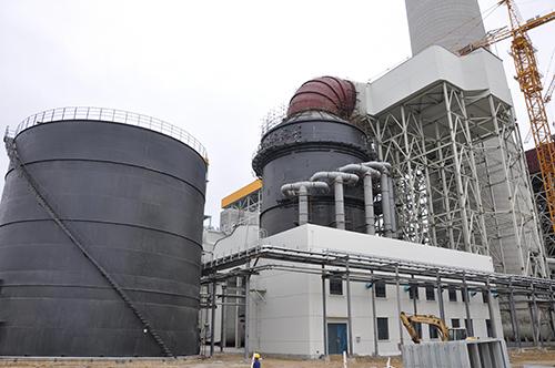 2X135MW机组脱硫工程